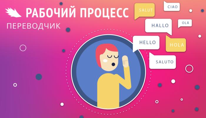 Рабочий процесс INLINGO: Что делает переводчик?