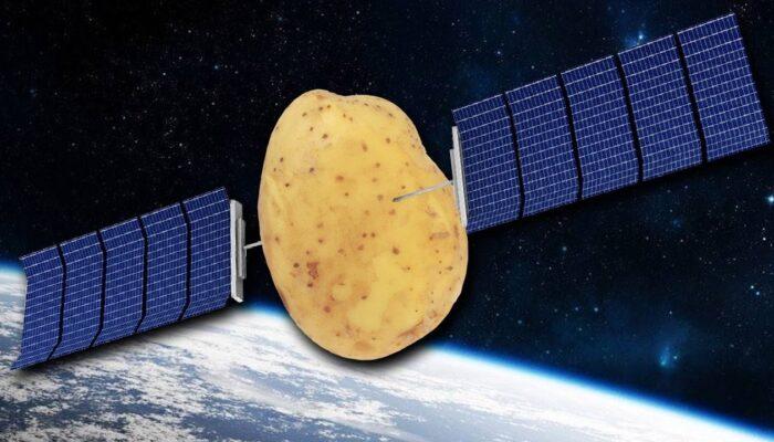 Космический план: история одного картофельного кликера