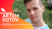 """""""Nobody cares about your problems, but they are interested to see how you'll solve them"""". Interview with Defense Zone developer Artem Kotov"""
