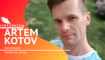 """Nobody cares about your problems, but they are interested to see how you'll solve them"". Interview with Defense Zone developer Artem Kotov"